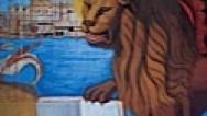 周铁海 – 狮子想把天空吃掉,但它不知道怎么样才能吞下去