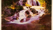 Waterfall (Landscape of the 'Age of Empire')