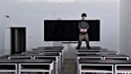 Jin Shan – Desperate Pee Venice