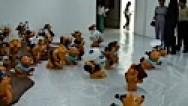 Shen Yuan – The Dinosaur's Egg: A Kinder Surprise Installation.